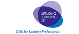 Lifelong Learning UK logo